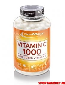 Vitamin C 1000 (100 caps)