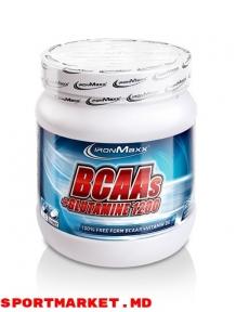 BCAAS + GLUTAMINE (260 TRICAPS®)